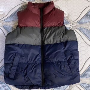 Kids Old Navy Puffer Jacket/ Size:S(6-7)